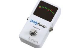 TC Electronic  PolyTune 3 – nowy tuner polifoniczny