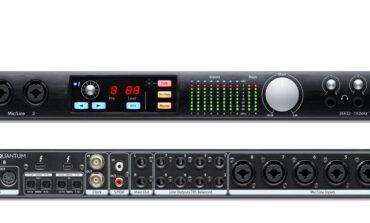 PreSonus Quantum – nowy interfejs audio Thunderbolt