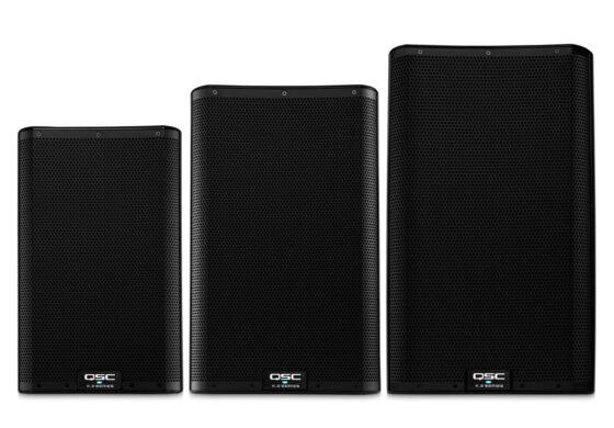 QSC K.2 – nowa seria zestawów głośnikowych