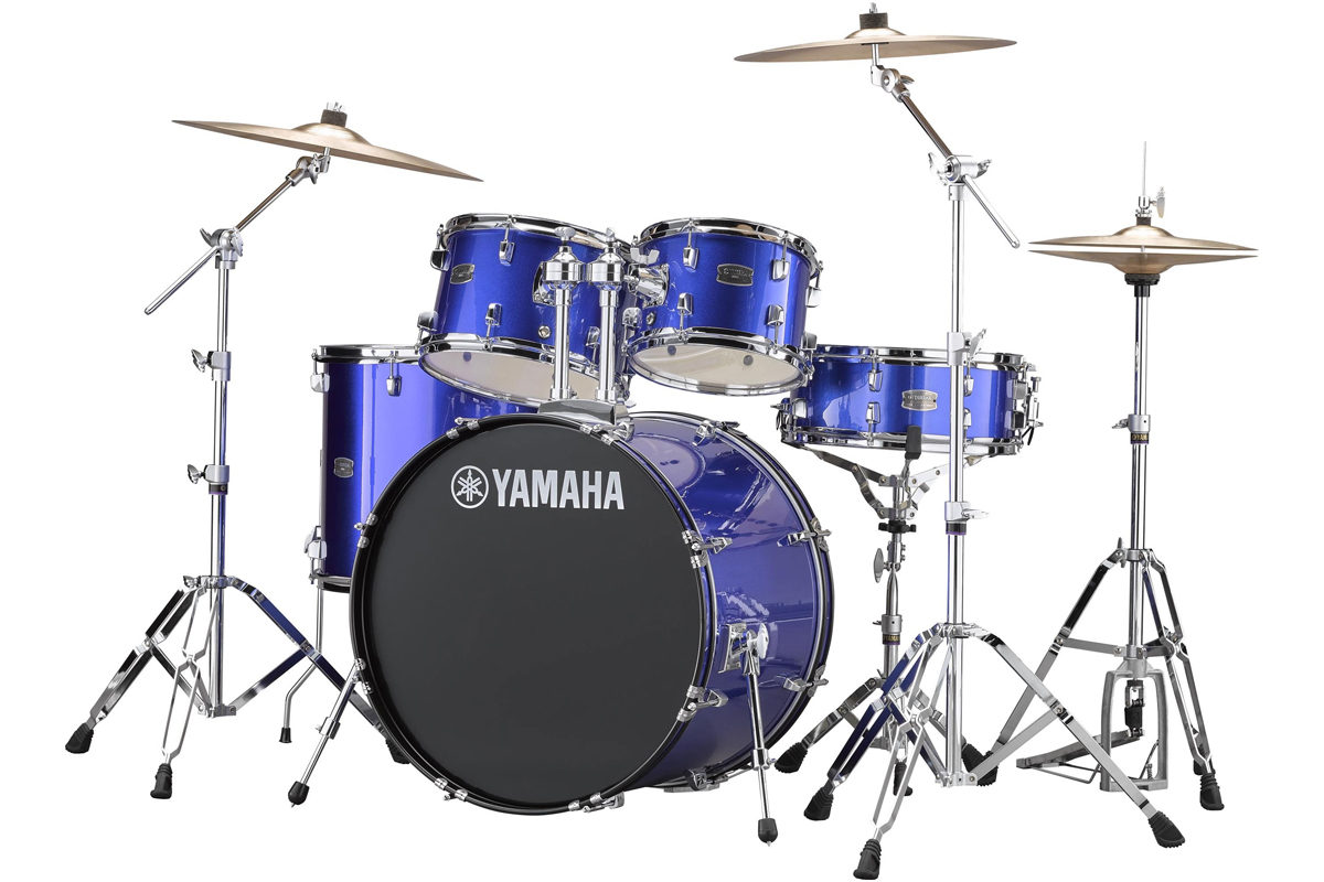 Yamaha Rydeen – nowe perkusje akustyczne