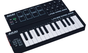 Akai LPK25 Wireless i LPD8 Wireless – test kontrolerów MIDI