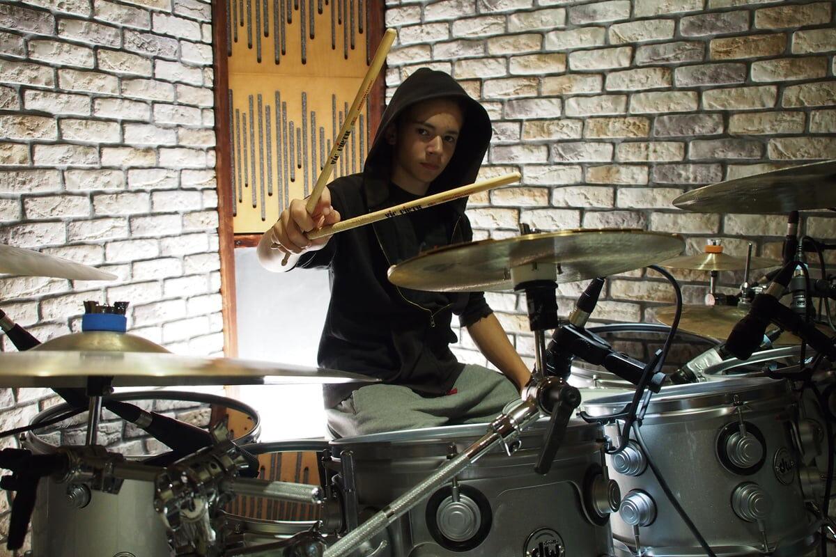 Igor Falecki – wywiad z młodym perkusistą