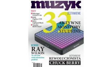 MUZYK 5/2017 – co zawiera numer majowy?