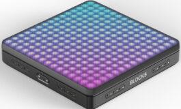 ROLI Lightpad Block – test kontrolera