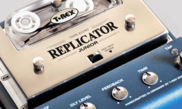 T-Rex Replicator Junior – nowy efekt tape echo