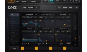 Audionomy DM2 – test aplikacji