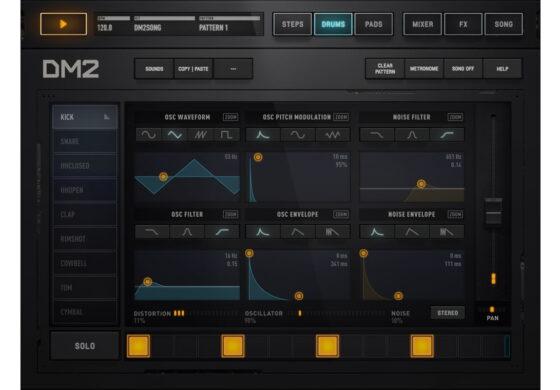 Audionomy DM2 – test aplikacji iOS