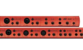 ESI U86 XT i U168 XT – nowe interfejsy audio USB