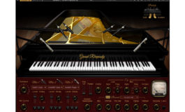 "Waves Grand Rhapsody Piano – fortepian z ""Hello"""