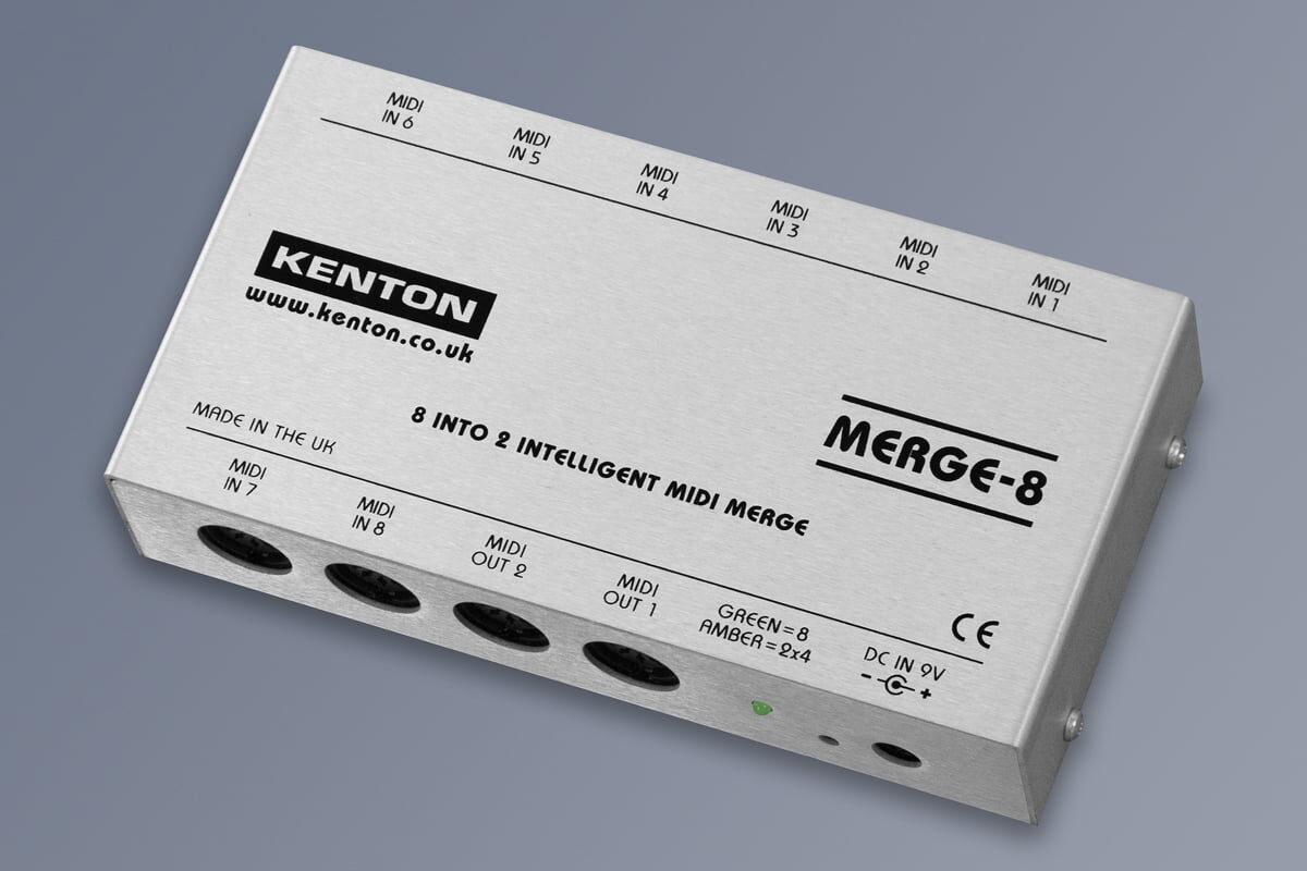 Kenton MERGE-8 już dostępny w sprzedaży