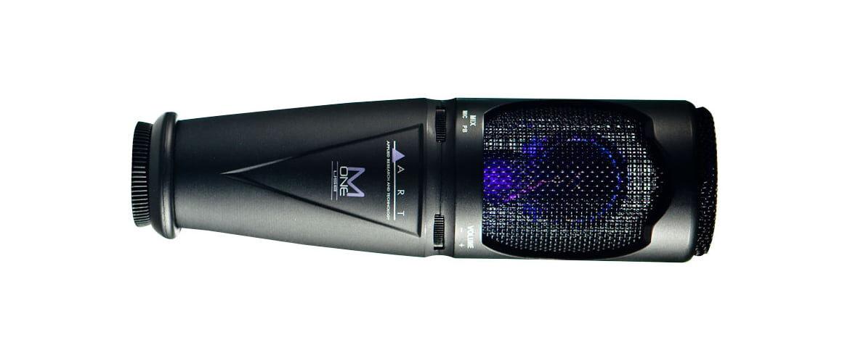 ART M-One/USB – niedrogi mikrofon pojemnościowy z USB