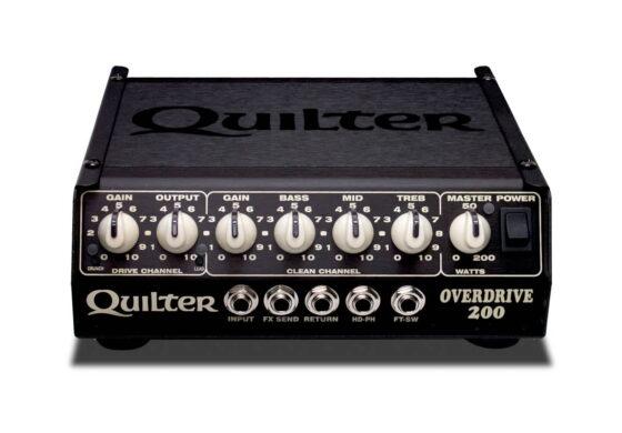 Quilter Overdrive 200 – wzmacniacz gitarowy