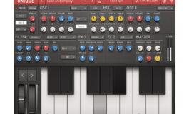 Sugar Bytes Unique – nowy syntezator dla iOS