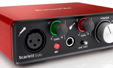 Focusrite Scarlett Solo 2nd Gen – test interfejsu audio