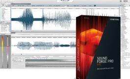 MAGIX SOUND FORGE Pro MAC 3 już dostępny
