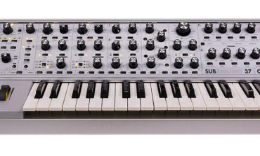 Moog Subsequent 37 CV – limitowany syntezator analogowy