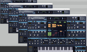 KV331 Audio SynthMaster One w wersji 1.0.4