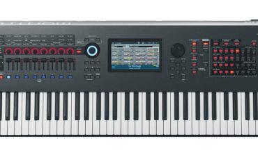 Yamaha MONTAGE7 – test syntezatora