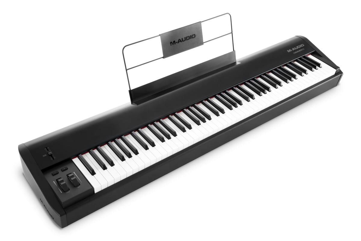 M-Audio Hammer 88 – nowa klawiatura sterująca