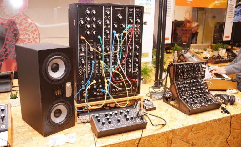 Moog System 15