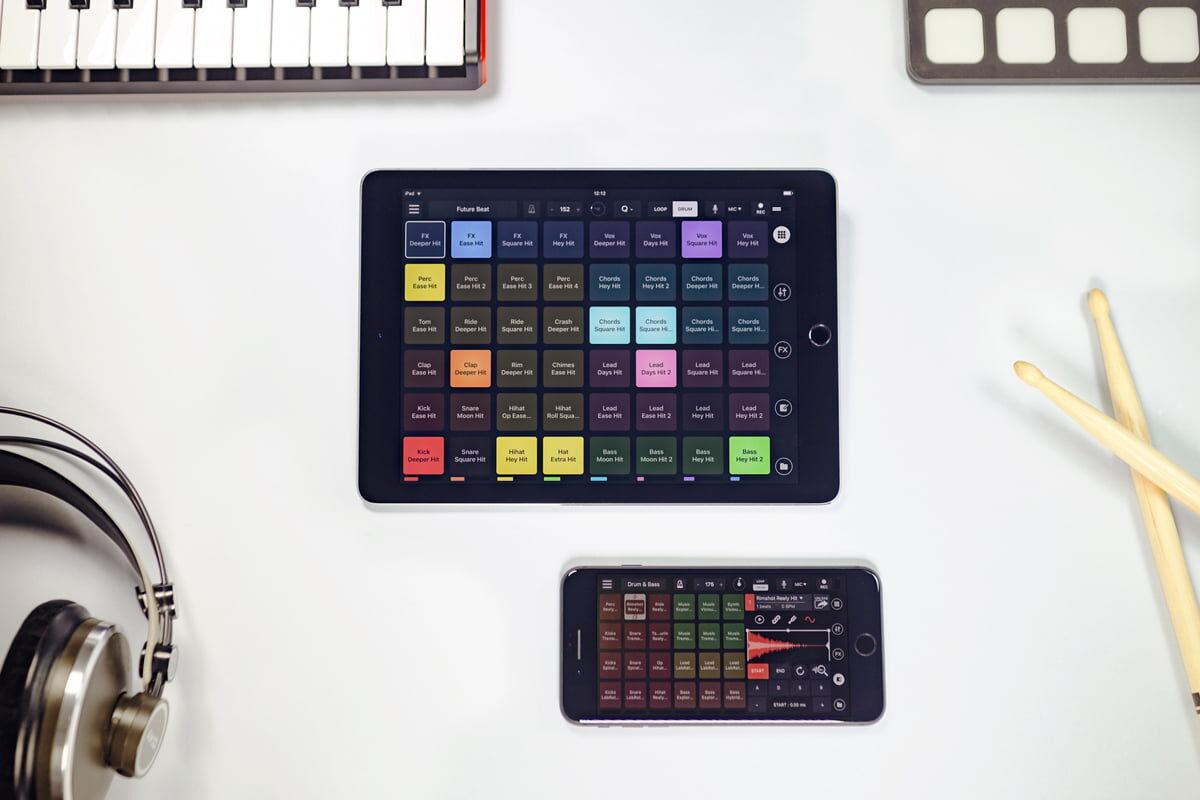 Mixvibes Remixlive 3.0 dla iOS już dostępny
