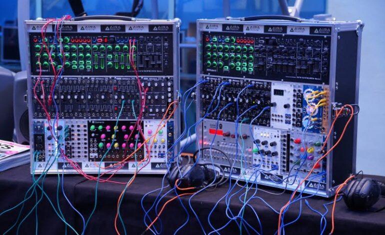 Roland moduly500