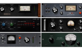 Antelope Audio – nowe wirtualne kompresory