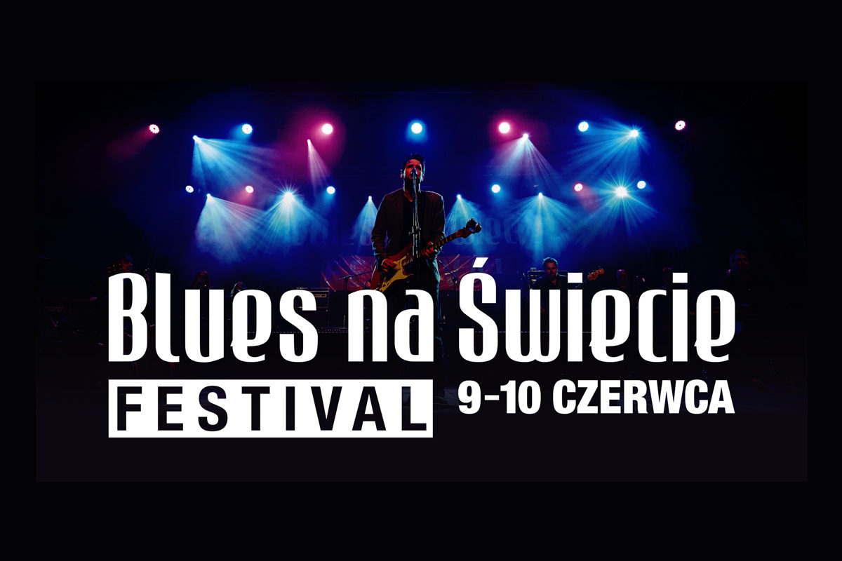 7. Blues na Świecie Festival już w czerwcu