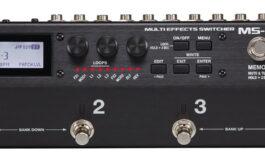 BOSS MS-3 – nowy multiefekt gitarowy/switcher