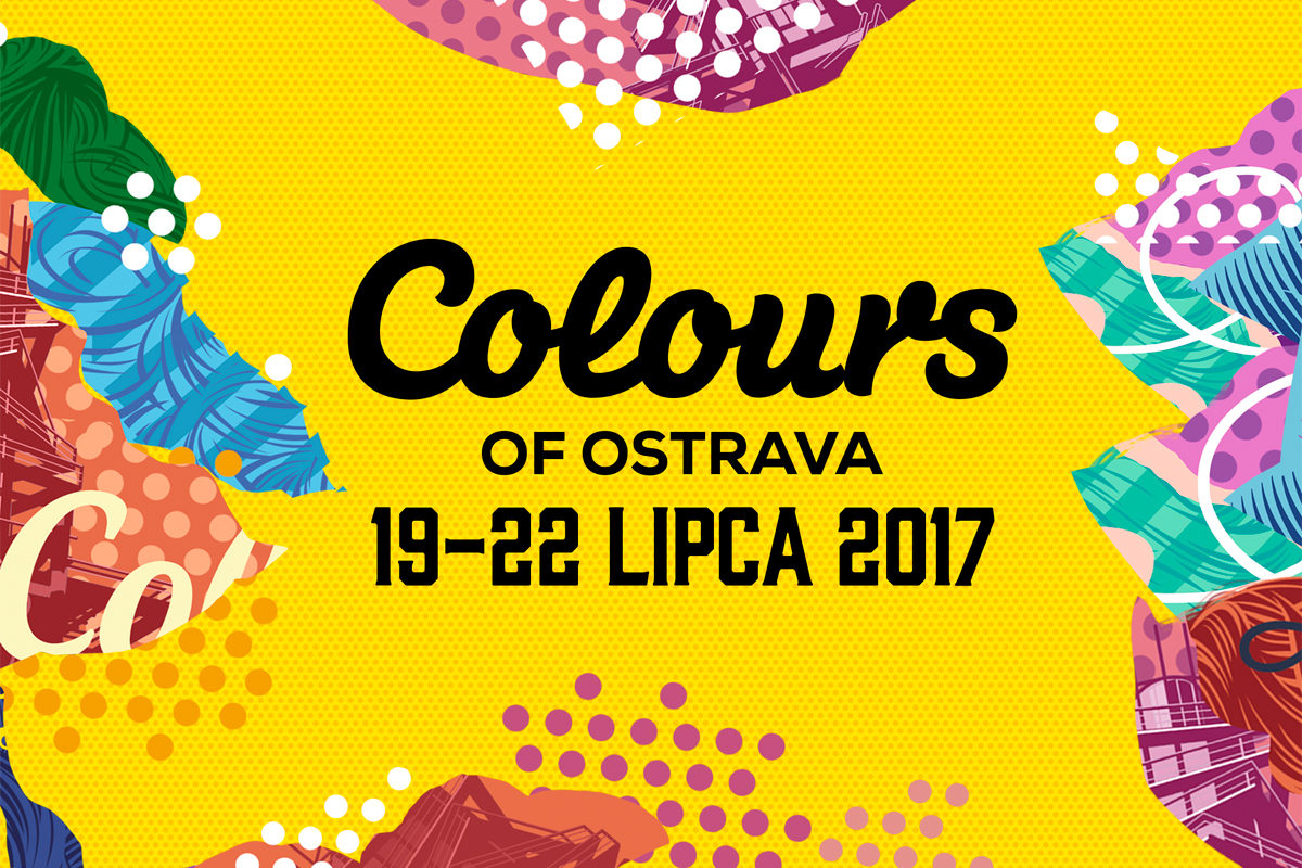30 dni do Colours of Ostrava 2017