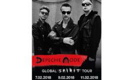 Depeche Mode 2018 – ruszyła przedsprzedaż biletów