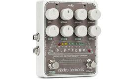 Electro-Harmonix Platform – nowy kompresor/limiter