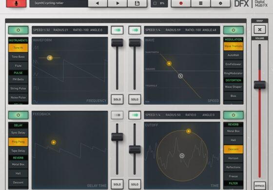 Fingerlab DFX – test aplikacji iOS