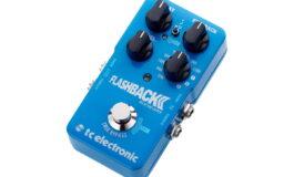 TC Electronic Flashback 2 Delay – nowy efekt gitarowy