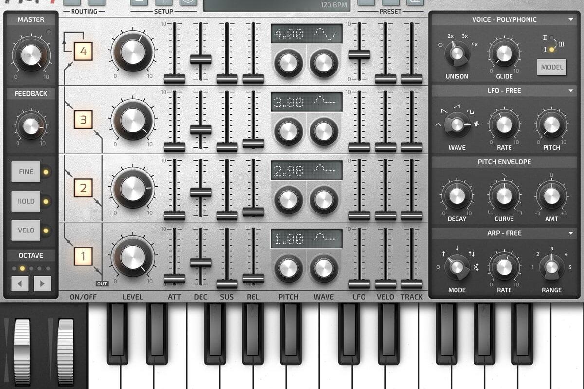 Primal Audio FM4 – test aplikacji iOS