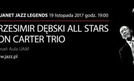 Aquanet Jazz Legends – Ron Carter Trio i Krzesimir Dębski All Stars