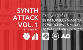 Synth Attack vol.1 – warsztaty z produkcji muzyki