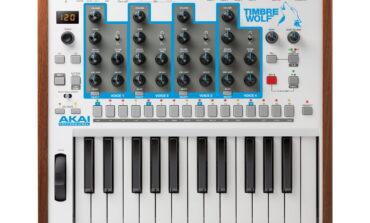 Akai Timbre Wolf – test syntezatora