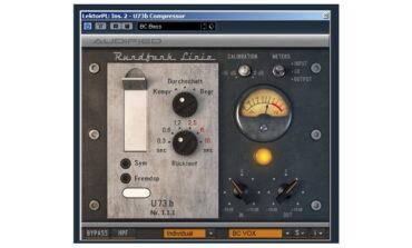 Audified u73b Compressor – test wirtualnego kompresora