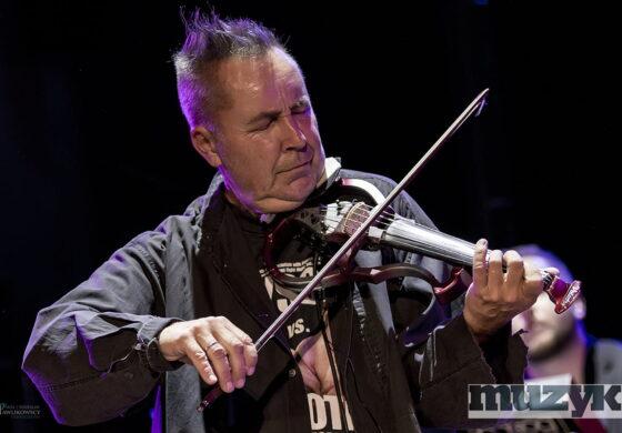 Nigel Kennedy zagrał w Krakowie