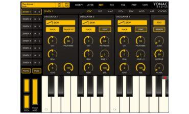 Yonac KASPAR – wirtualny syntezator już dostępny