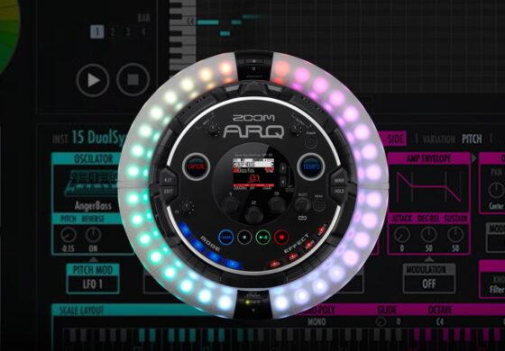 Zoom ARQ – nowy firmware (V2.0) i edytor programowy