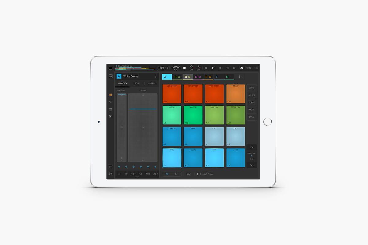 Aplikacja Intua BeatMaker 3 już dostępna - Muzyk net