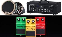 Nowe gitarowe produkty marki BOSS