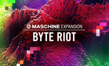 Native Instruments BYTE RIOT MASCHINE Expansion