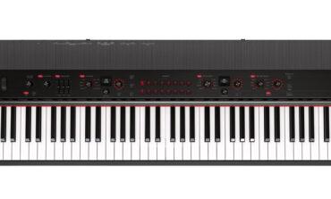 Korg Grandstage – nowe pianina sceniczne
