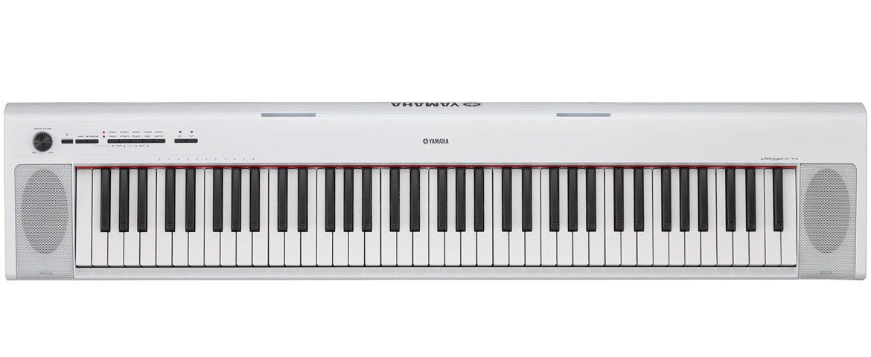 Yamaha Piaggero w plenerze