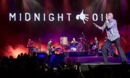 Midnight Oil na Colours Of Ostrava 2017