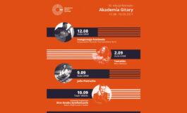 10. edycja festiwalu Akademia Gitary