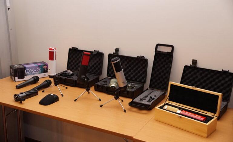15 mikrofony MXL